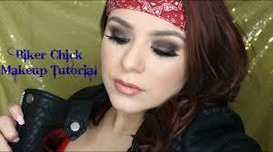 biker makeup tutorial