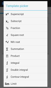 equation editor 1 0 3 screenshot 3