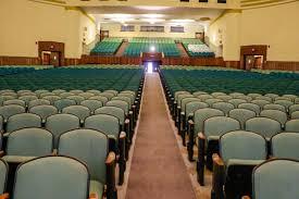 Mcalister Auditorium Seating Chart Mcalister Auditorium