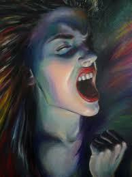 Risultati immagini per rabbia nei dipinti