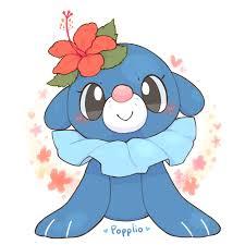 Taiwanese | ♀ | kemono | pokemon | Cute pokemon wallpaper, Popplio pokemon, Pokemon  alola