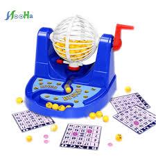 bingo lottery toys children s interactive ernie mini winning desktop toys gift for children family board