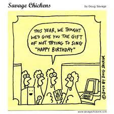 Office Birthday Office Birthday Cartoon Savage Chickens Cartoons On Sticky Notes