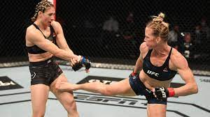 UFC Fight Island: Holly Holm claims one ...