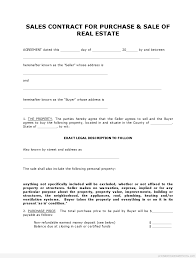 Sale Agreement Forms Free Printable Land Contract Forms Word File