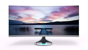 Image result for frameless monitor