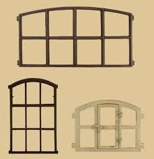 Stallfenster Aus Eisen Fenster Aus Gusseisen Garten Passion