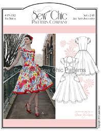 Indie Sewing Patterns Awesome Favorite Indie Sewing Patterns Vintage Tia Dress Sew Mama Sew