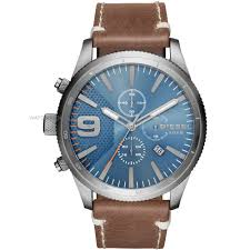 "oversized watches large oversize watches watch shop comâ""¢ mens diesel rasp chronograph watch dz4443"