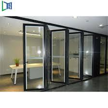 manufacture of doors in turkey house powder coated grey aluminium bifold french doors
