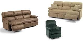 unique flexsteel leather reclining sofa furniture reviews of spectacular 15