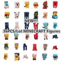 <b>36pcs</b>/set <b>Hot Sale</b> Minecraft Game Toys Model Juguetes Sword ...