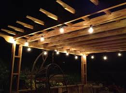Innovative Patio Lights Strings Home Remodel Suggestion Market