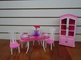 barbie dollhouse furniture cheap. Amazon.com: Barbie Size Dollhouse Furniture- Dinning Room With 4 Chairs \u0026 Cabinet: Toys Games Furniture Cheap R