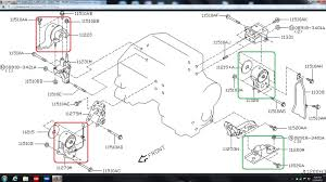 motor mount replacement nissan murano forum click image for larger version murano motor mounts part diagram jpg views