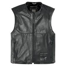 icon 1000 associate vest jackets vests super quality icon moto leather jackets new arrival