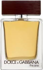 <b>Dolce & Gabbana The One for</b> Men - Eau de Toilette, 100ml : Buy ...