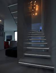 Image Revolutionize Interior Homedit Modern Lighting Ideas That Turn The Staircase Into Centerpiece