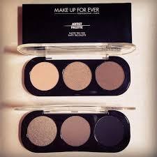 makeup forever artist shadows