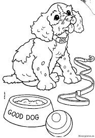 Puppies Kleurplaten Kleurplateneu