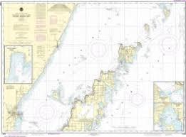 Green Bay Depth Chart Nautical Charts Online Noaa Nautical Chart 14909 Upper