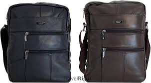 LORENZ Real Leather Unisex Casual Cross Body Bag Shoulder Bag Messenger  Bag.: Amazon.co.uk: Shoes & Bags