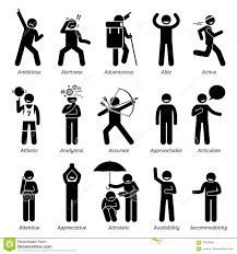 positive character clipart clipartfest character traits clipart