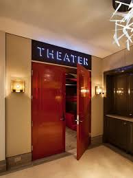 movie room lighting. More Ideas Below: DIY Home Theater Decorations Basement Rooms Red Seating Small Speakers Luxury Movie Room Lighting