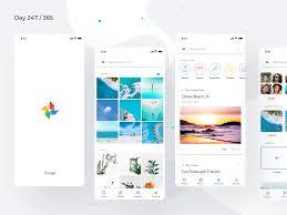 Material Design 2 0 Apps Google Photos Material 2 0 Redesign Material Design 2 App