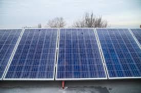 Проект солнечные модули