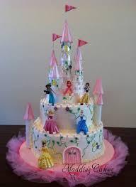 Castle Cakes For Girls Birthday Birthday Castle Cake In 2019