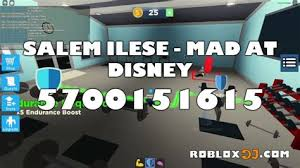Mad at disney music video by salem ilese^^hope you guys like my video and don't forget to s u b s c r i b e, like and share for. Mad At Disney Roblox Id