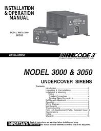 maxresdefault 18 code 3 siren wiring diagram viewki me Whelen Wiring-Diagram code 3 undercover siren page1 17 wiring
