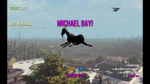 goat simulator pc gameplay
