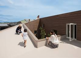 Modern Japanese Houses A Modern Japanese House With A Surprise Garden Inside Design Milk