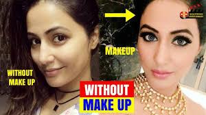 tv actresses looks beautiful without makeup part 1