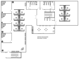 design an office layout. create floor plan examples like this one called office layout from professionallydesigned templates simply add walls windows doors design an
