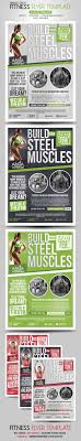 Gym Brochure Templates 24 Best Marketing Flyers Images On Pinterest Marketing Flyers 23