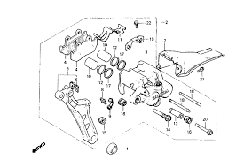 1982 honda gold wing gl1100 rear brake caliper parts best oem schematic search results 0 parts in 0 schematics