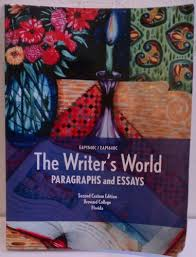 the writers world essays online Pearson