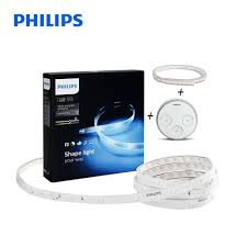Philips Hue Shape Light Extension New Philips Hue Smart Led Lightstrip Plus 2m Changing Color