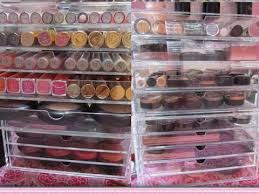 muji makeup organization and storage what s in my muji drawers muji acrylic case 2