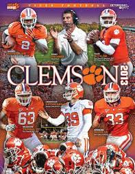 2013 Football By Media - Clemson Issuu Guide Tigers