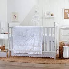 lily 3 piece crib bedding set