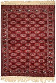 central asian rug bokhara carpet