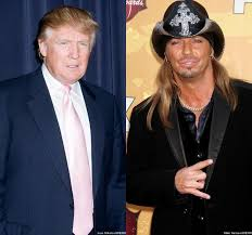 donald trump actually made bret michaels cry after booting him off of celebrity appice all stars geez the poor guy sounds like it took it pretty