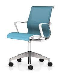 setu office chair. setu chair in peacock material office