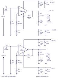 17 best images about electro bipolar arduino and 2 x 32 watt stereo amplifier circuit assemble this circuit on a good quality