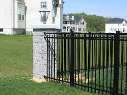 Modern Concept Ornamental Fence With Decorative Fencing 18