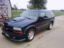 Blazer chevy blazer 2002 : Ridge6 2002 Chevrolet Blazer Specs, Photos, Modification Info at ...
